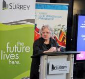Surrey NEW Closing Reception October 30, 2017